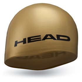 Head Silicone Moulded Gorra, gold
